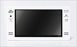 12V型浴室テレビ