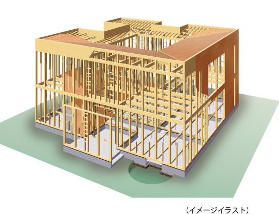 TJモノコック構造